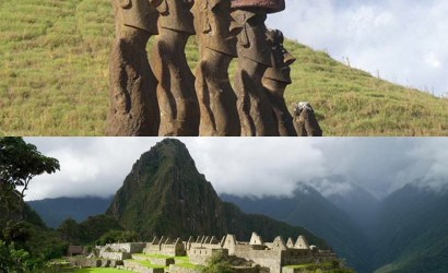 machu picchu and easter island group tour