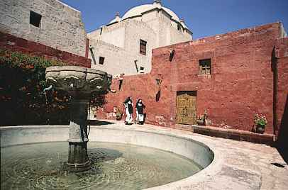 Arequipa destinations