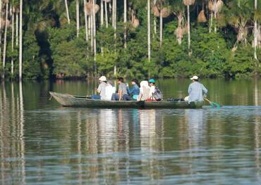 tambopata national reserve tour