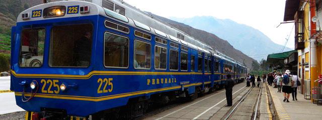peru trains to machu picchu