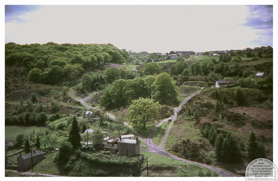 Ellwood from Fetter Hill, by Peter Jones
