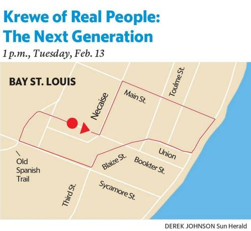 small resolution of mardi gras parades krewe of real people the next generation will parade 1 p m feb 13 in bay st louis the sun herald
