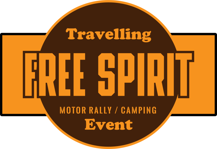 Free Spirit Motor Rally Logo by Sunil Chauhan