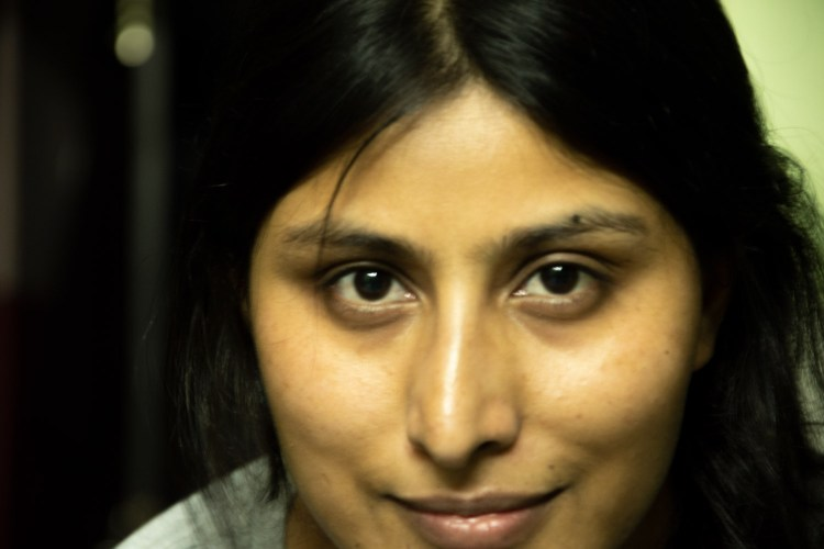 Sarita Chauhan - picture courtesy Sunil Chauhan