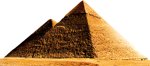 Egyptian Pyramid Golden Ratio