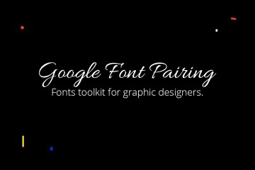 Font toolkit for Graphic Designers
