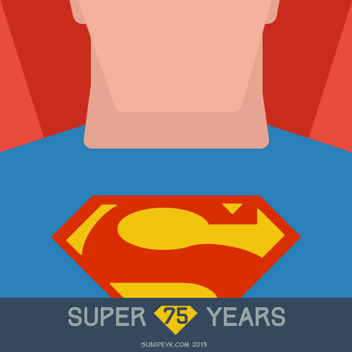 superman 75th