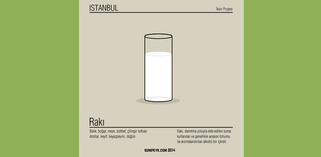 istanbul raki