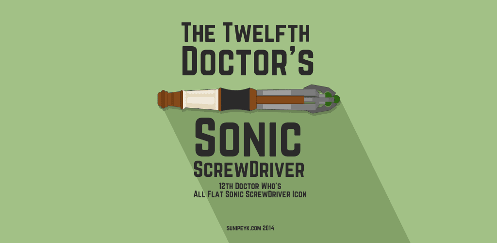 12th Doctor's sonic screwdriver
