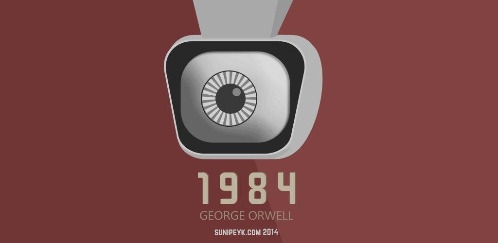 1984 monitör TV