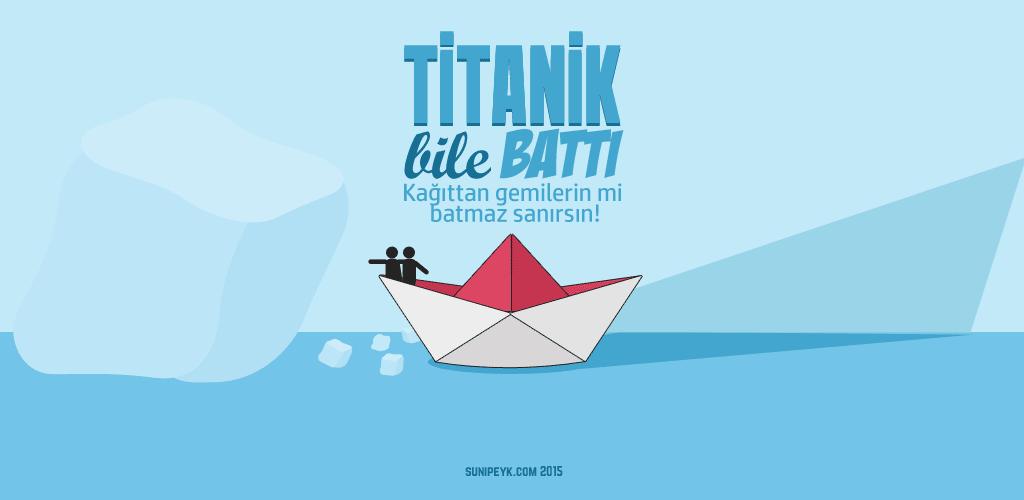 titanik poster