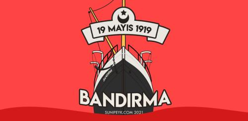 19 Mayıs, Bandırma Vapuru