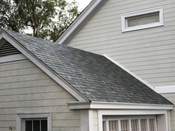 New Solar Roof with greater longevity than conventional roof technology