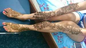 Wedding Henna by Neesa