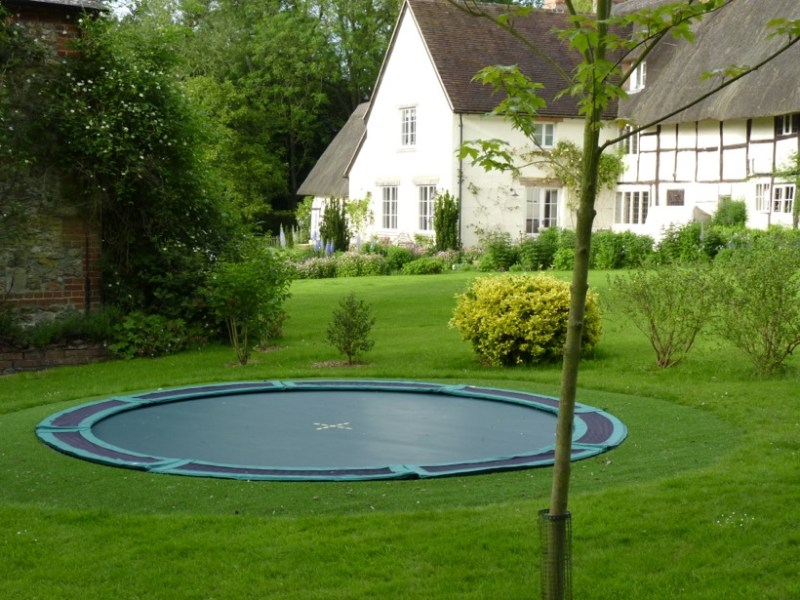 capital sunken trampoline sunken trampoline in ground trampoline