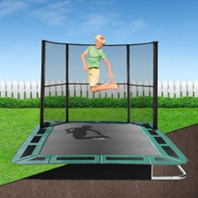 11ft-x-8ft-Capital-In-Ground-Trampoline-Half-Safety-Enclosure