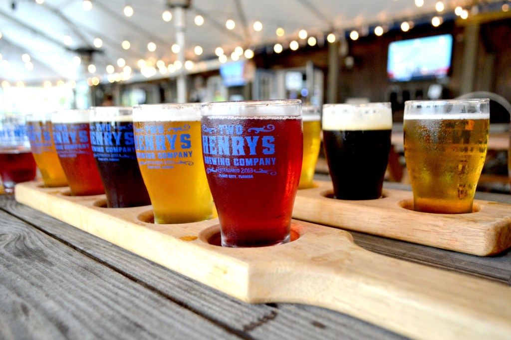 The Brew Review: Two Henrys Brewing Company and Keel and Curley Winery Craft Beer | Winery | Wine | Tampa Brewery | 2HB | Plant City
