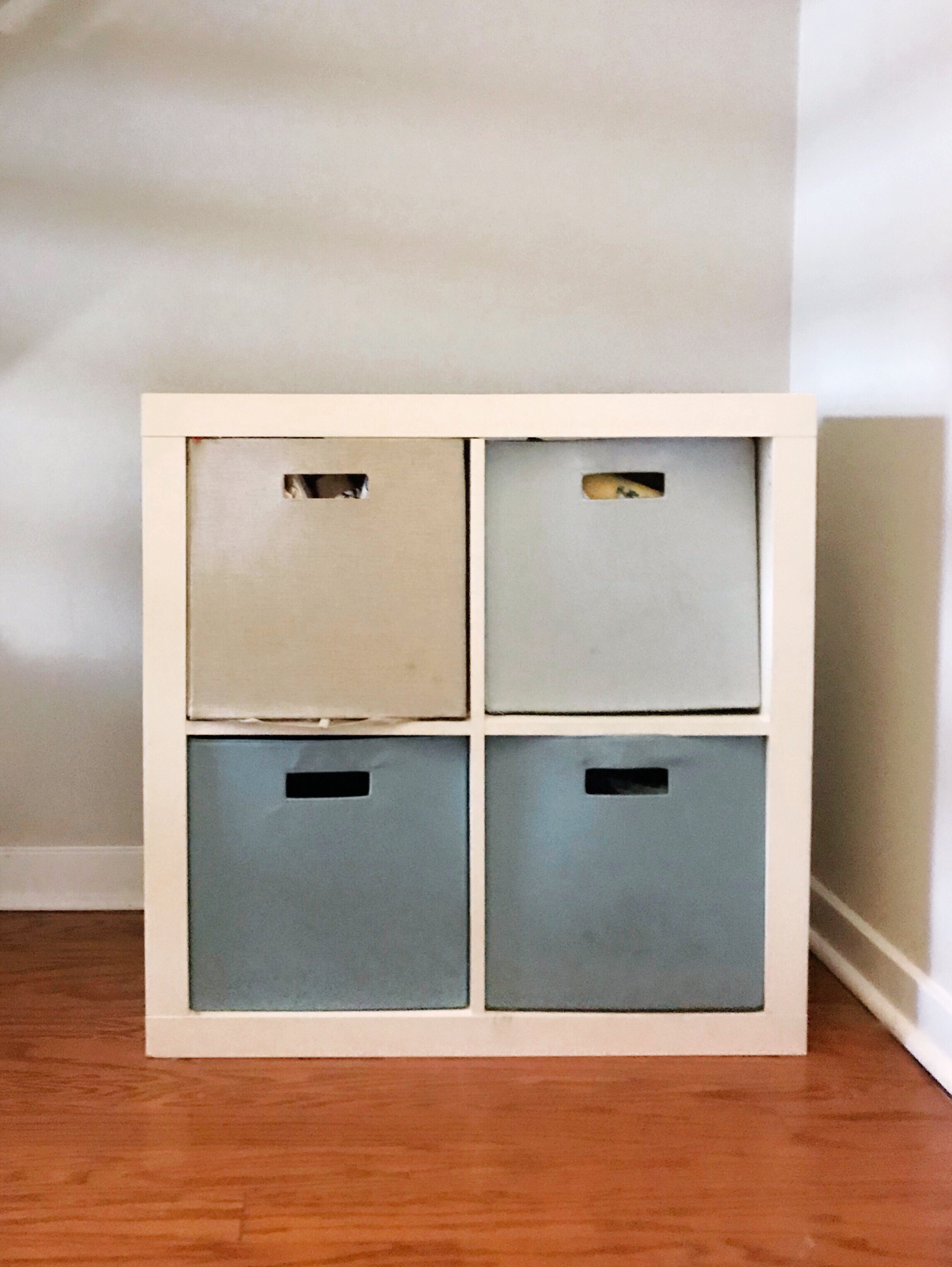 How To Give Your Ikea Kallax Bookshelf A Mid Century Modern Makeover