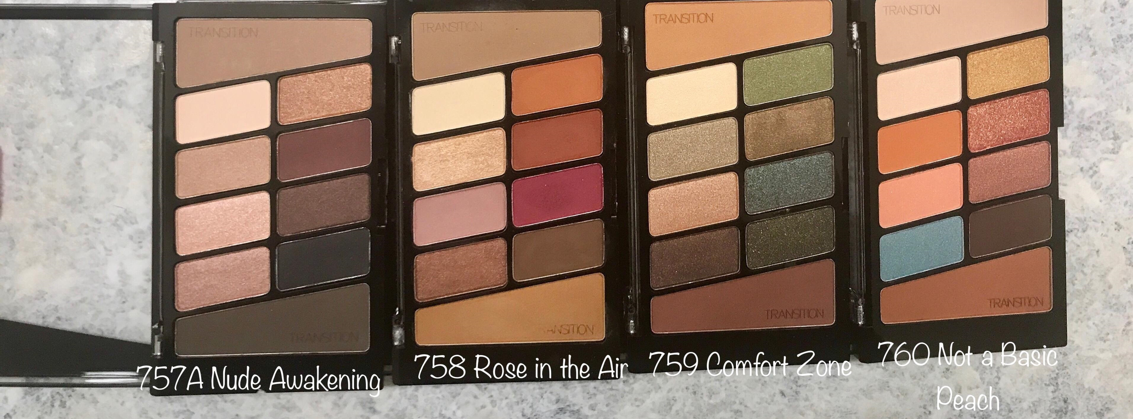 Wet n Wild New Color Icon 10 Pan Eyeshadow Palettes | Swatch and Review