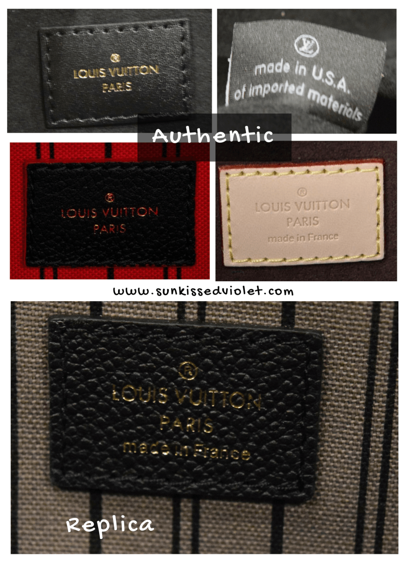 Louis Vuitton Made In France >> How To Spot A Fake Louis Vuitton Pochette Metis A Detailed