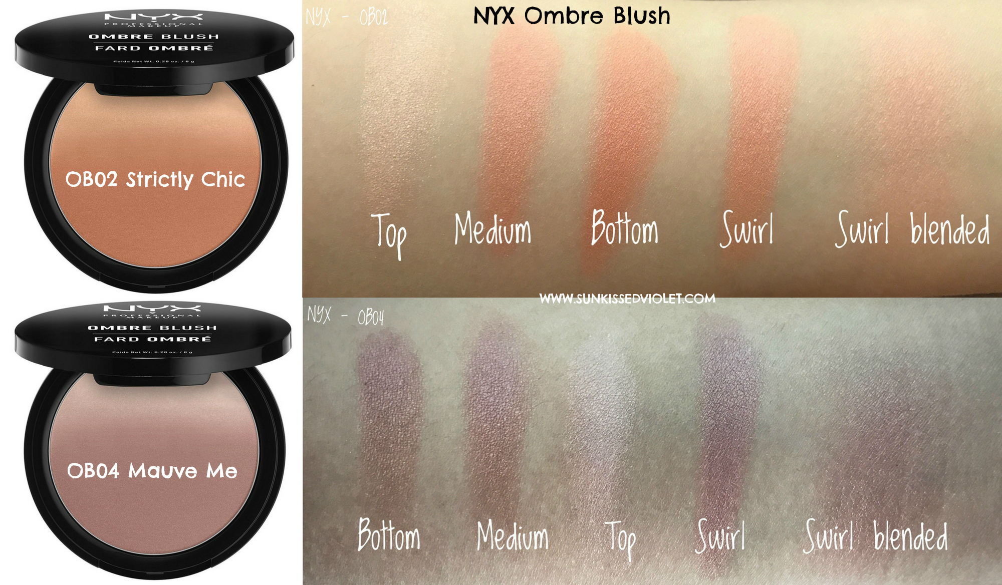 Ombre Blush by NYX Professional Makeup #21