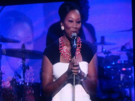 yolanda adams worships with us for gospelfest. everything!!!