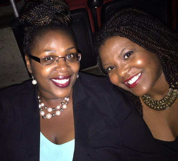 we were ready for the usher experience, but was the usher experience ready for us?