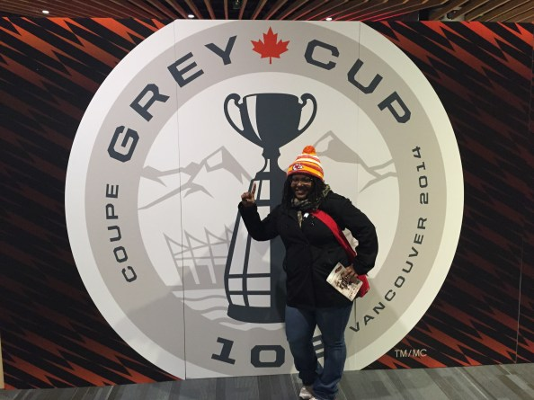 we happened upon the grey cup craziness (canada's superbowl)