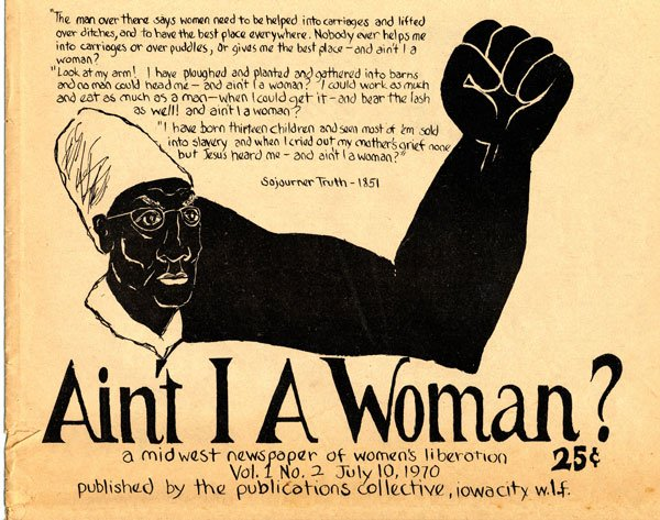 sojourner truth declared black women matter!