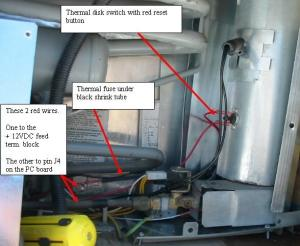 Recall on Dometic  Sunline Coach Owner's Club