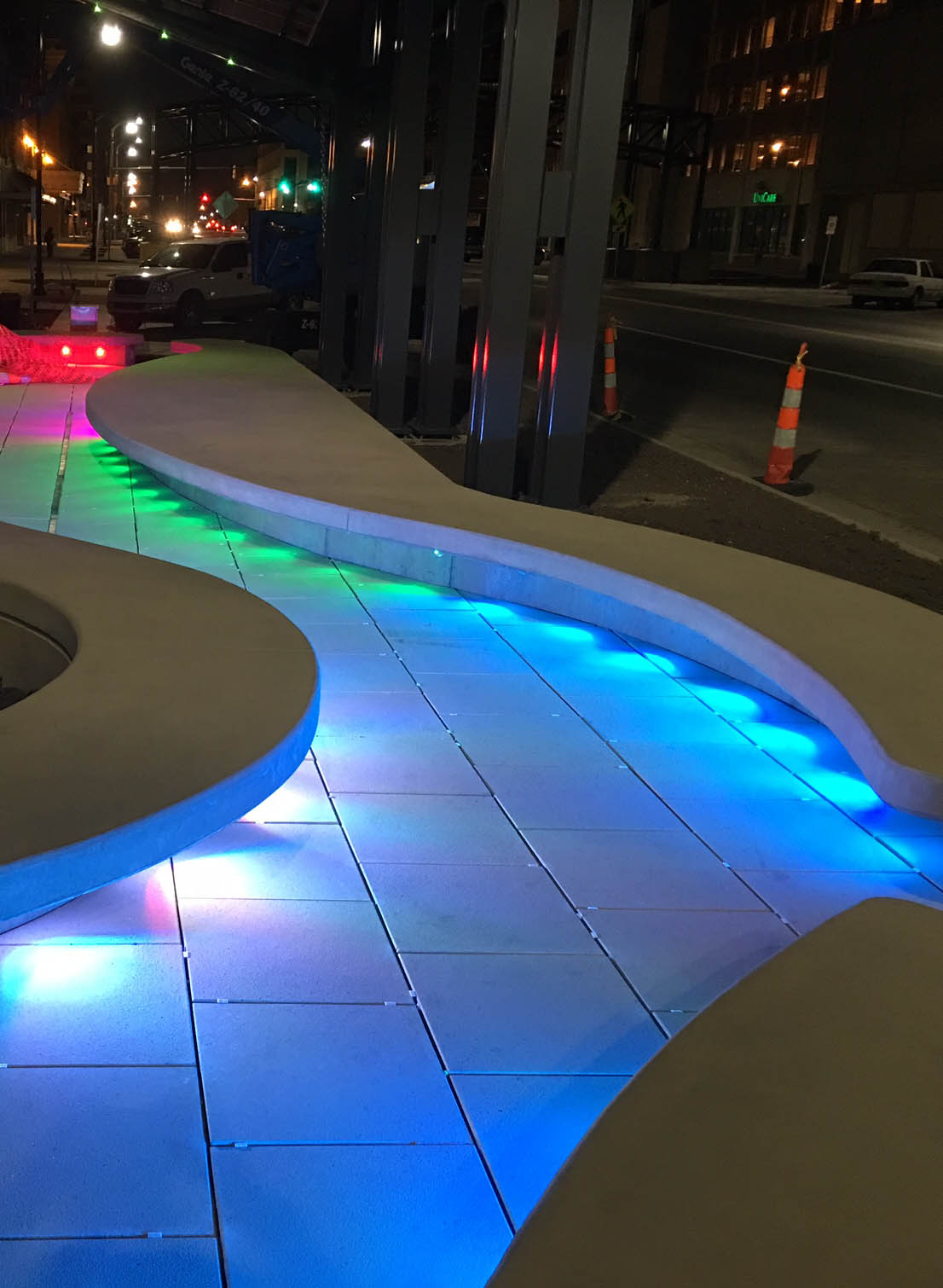 Color Changing Led Light Fixtures