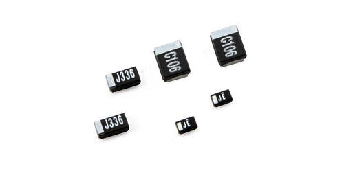 high temp tantalum chip capacitors