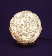 Sea Shell Ball Lamp - Various Sizes