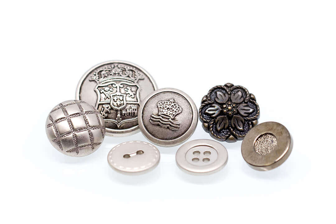 abs plating buttons