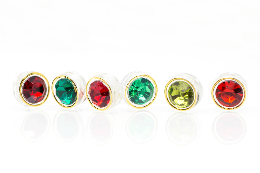 green and red rhinestones for jewelry-10