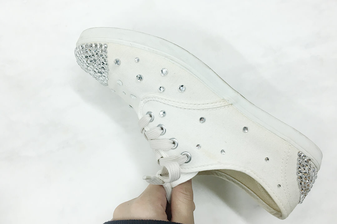 rhinestone shoes-rhinestone sneakers-2