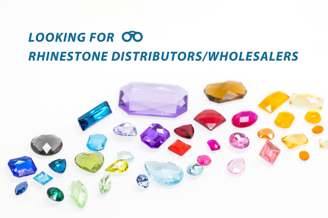 Become a Rhinestone Wholesale/Retail Distributor for SUNMEI
