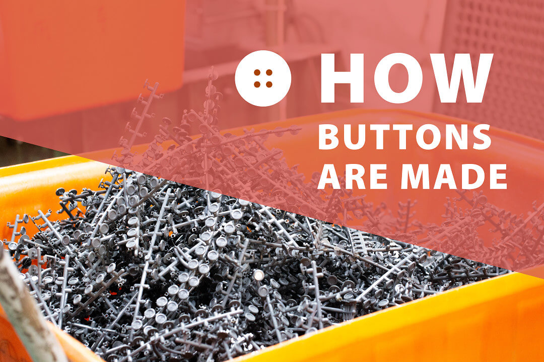 How are Plastic Buttons Made? Ultimate Button Manufacturing Process