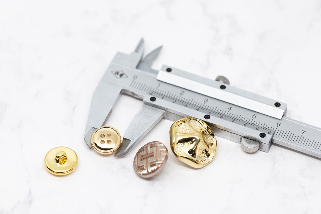 An Easy Guide to Button Measurement and Sizing