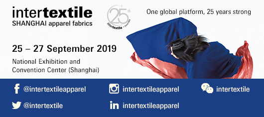 Visite SUNMEI BUTTON en Intertextile Shanghai 2019