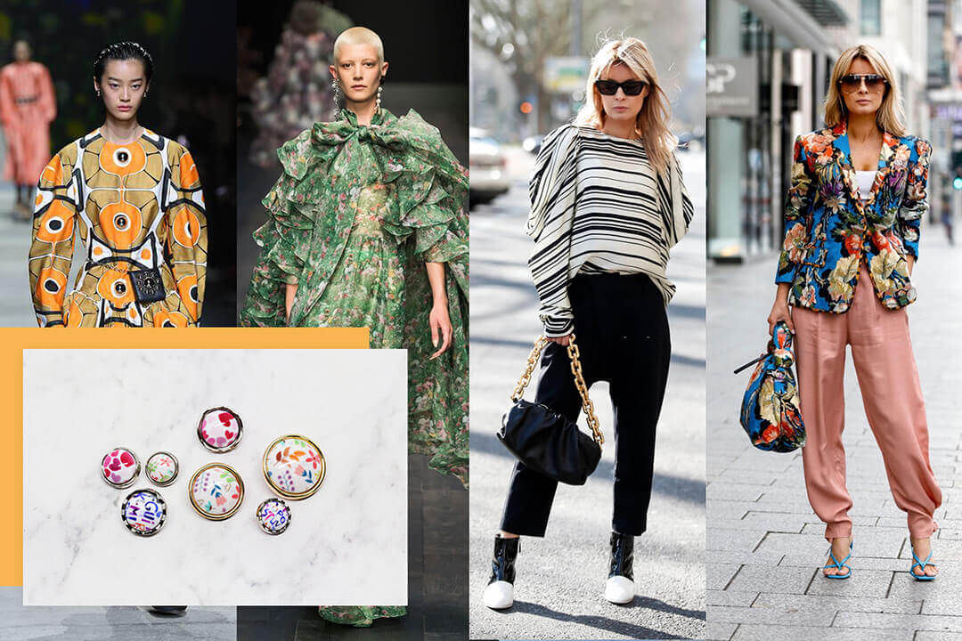 Fashion Prints Trends: Top Designer Buttons We Picked
