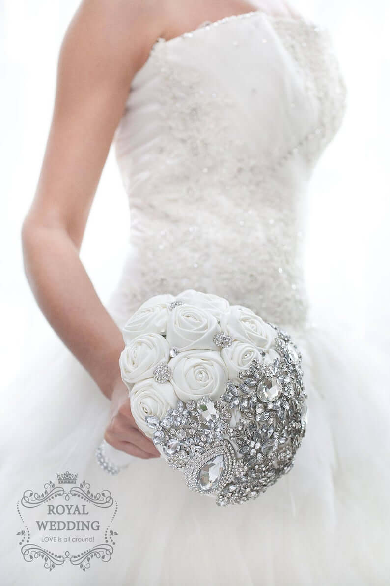 rhinestone bouquet ideas-6