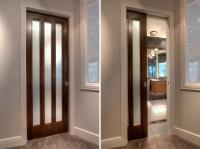 Contemporary Home Featuring Interior Pocket Doors - Sun ...