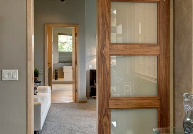 3 Panel Interior Door Sliding Barn Doors