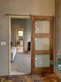 Sliding Barn Doors Don't Have to be Rustic! - Sun Mountain ...