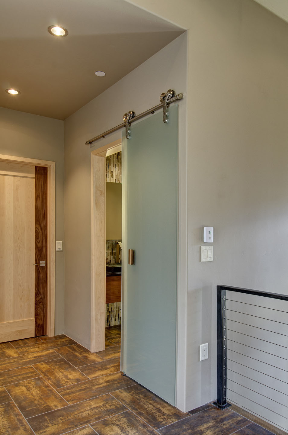 Sliding Barn Doors Dont Have To Be Rustic Sun Mountain