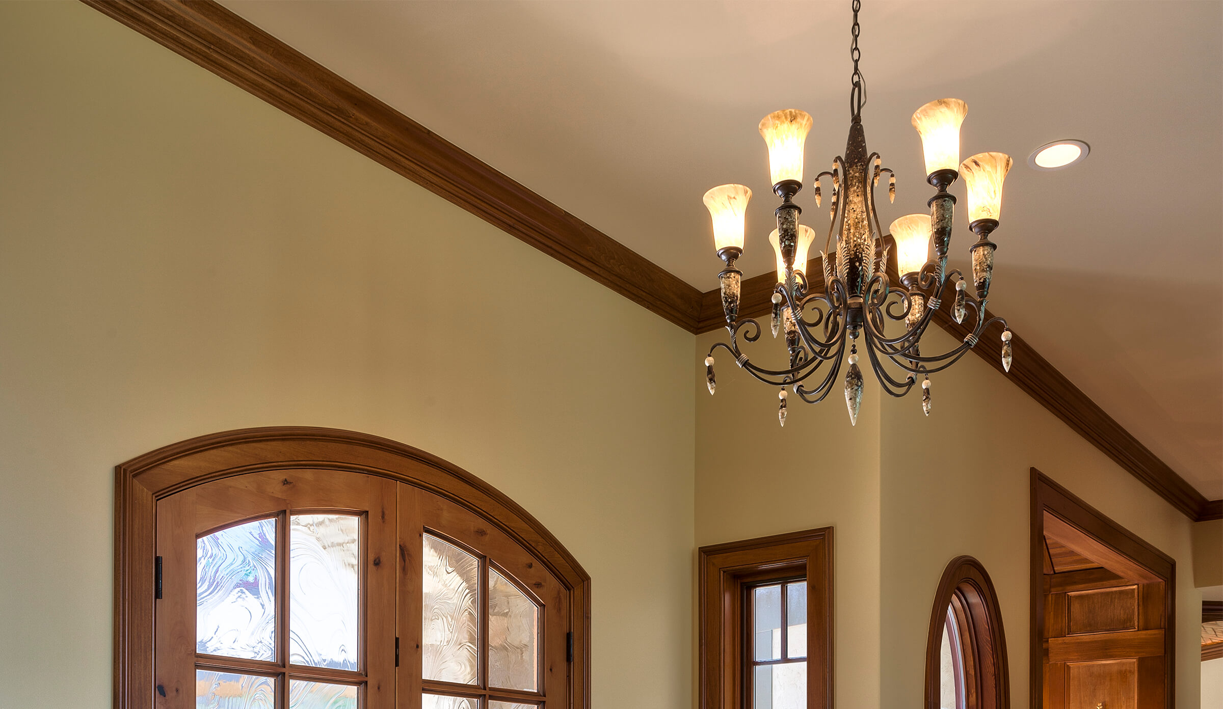 Wood Mouldings Manufactured by Sun Mountain