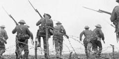 الحرب العالمية الأولى فى الذكرى مازالت التبعية مستمره بقلم عوض قنديل