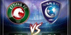 بالأرقام تاريخ مواجهات الاتفاق ضد الهلال في الدوري السعودي