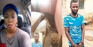 Adeyemi Alao MURDER SUSPECT - SLEPT WITH VICTIM'S CORPSE